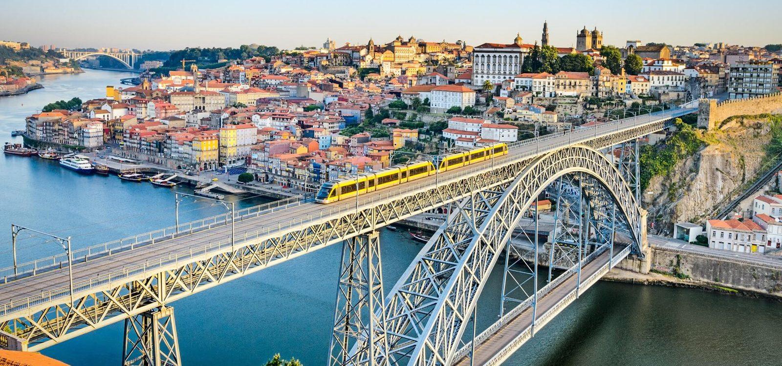 escapada en Oporto Portugal