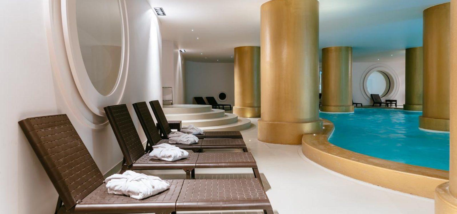hotel axis vermar povoa de varzim portugal con spa