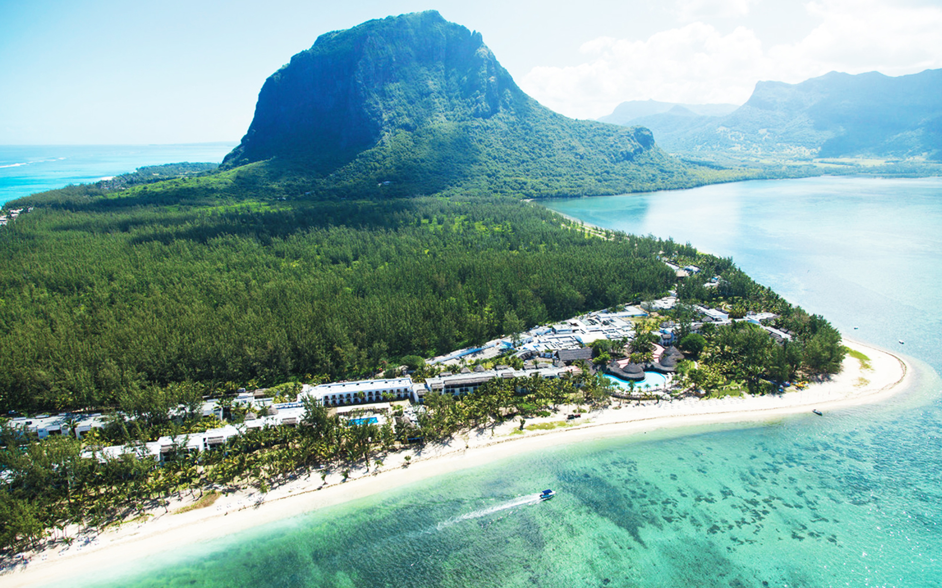 Buscar vuelos a Mauricio
