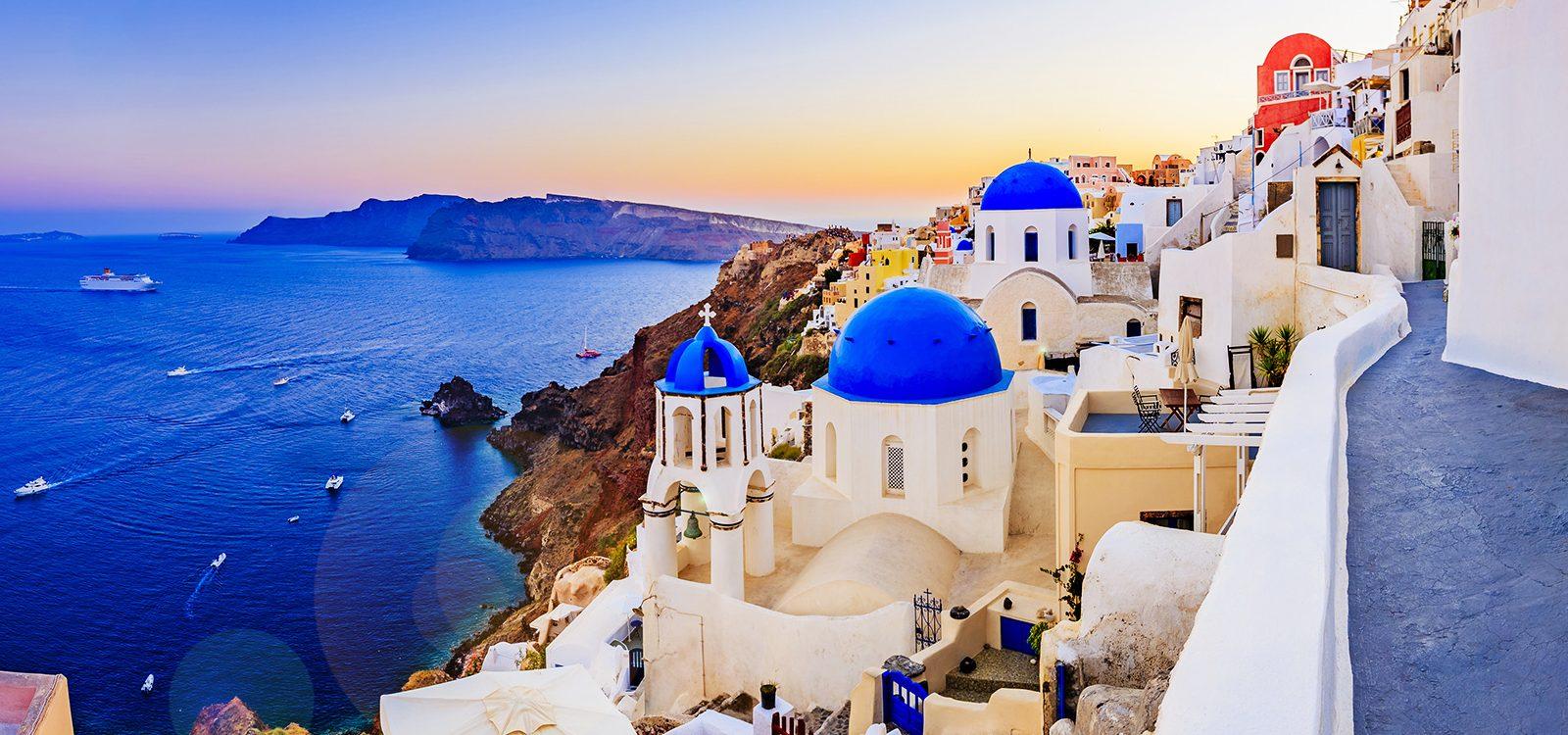 crucero islas griegas desde galicia