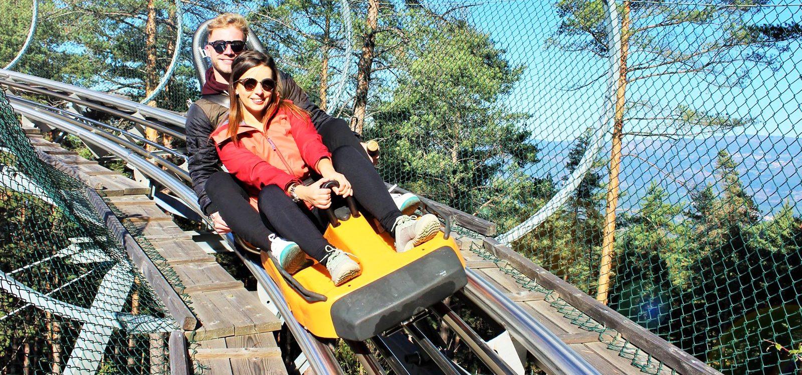 pena aventura parque de actividades en el norte de Portugal