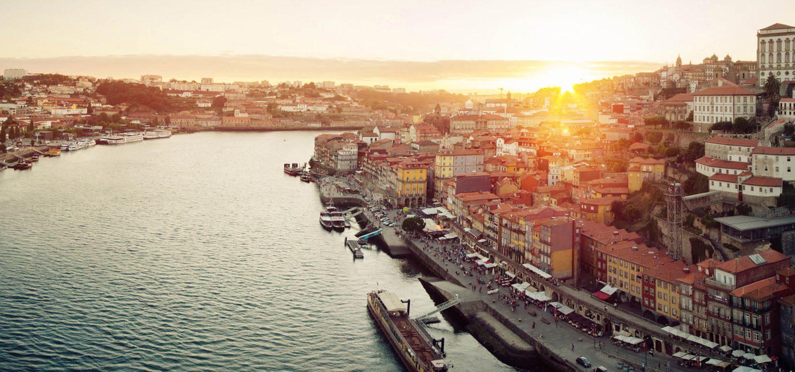 escapadas en Oporto Portugal