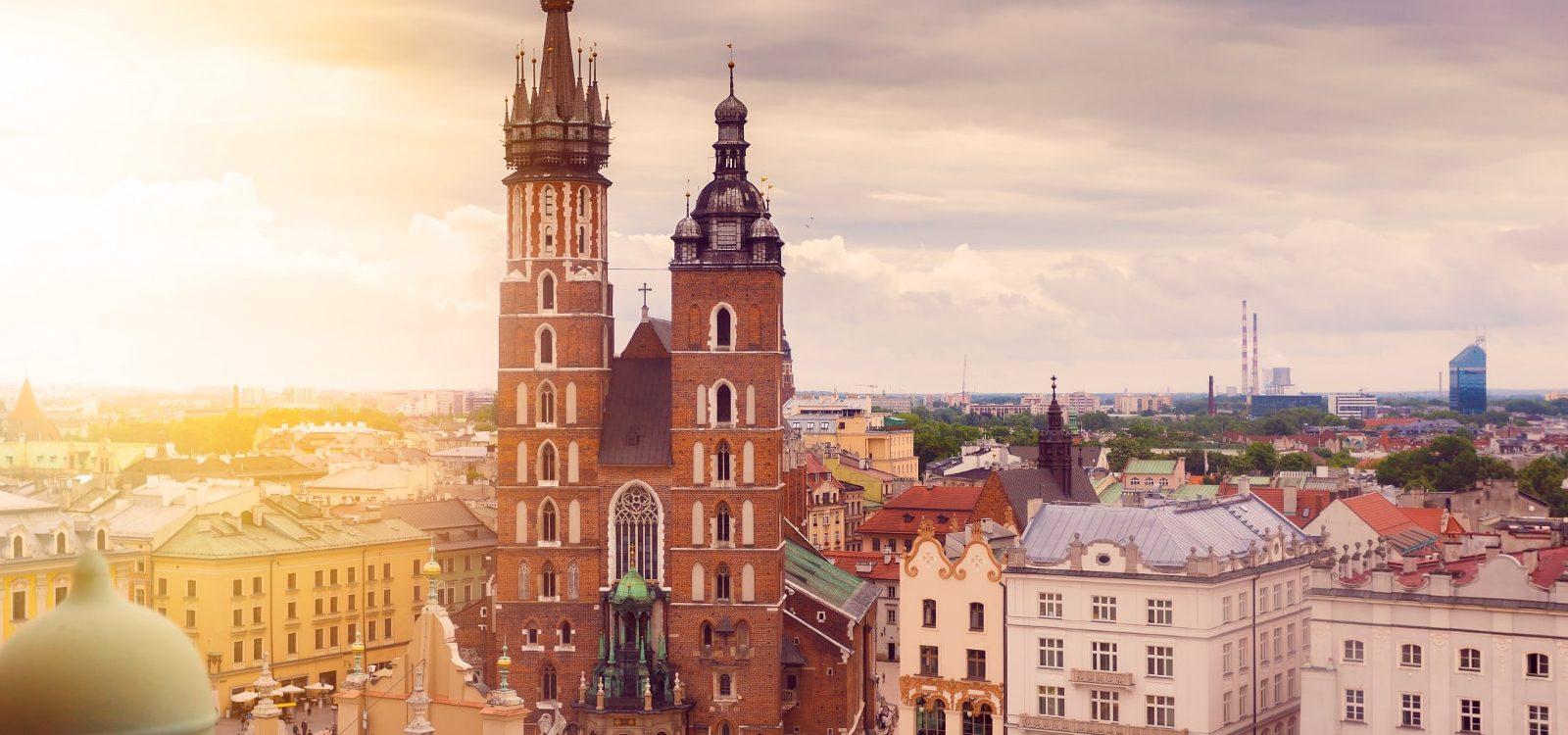 cracovia viajes desde Galicia a Polonia