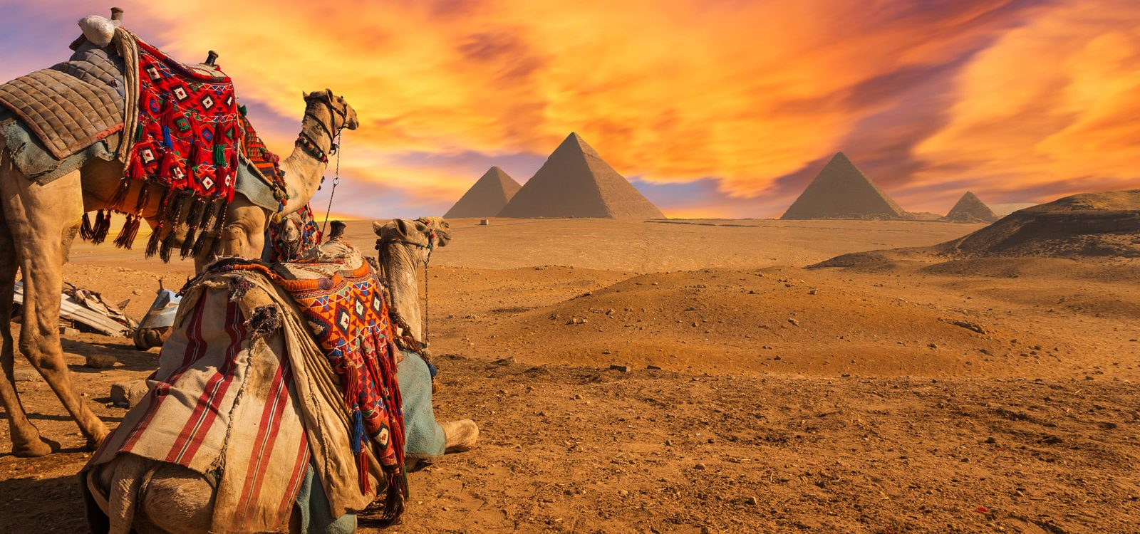 viajes a Egipto desde Santiago de Compostela