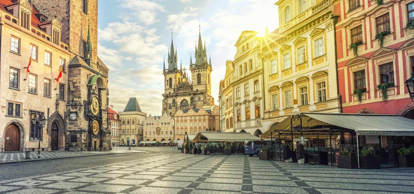 Praga, Viena y Budapest viajes desde Galicia