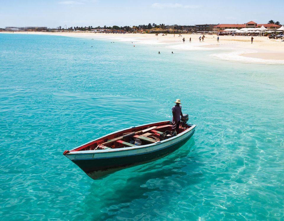 Los destinos top del verano con vuelos directos desde Santiago. Cabo Verde
