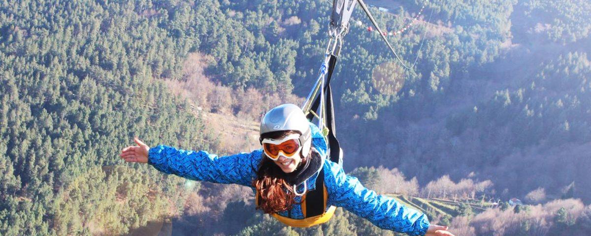 Disfruta con Infinita de Pena Aventura, el mayor parque de ocio y aventura del norte de Portugal