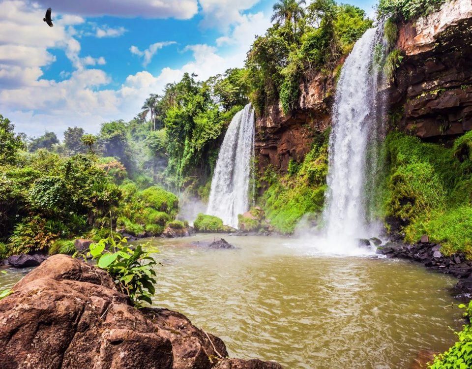 5 maravillas naturales de Argentina, Iguazú