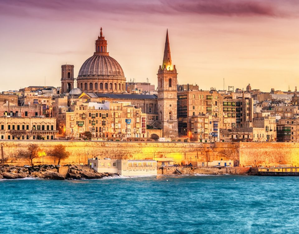 La Valetta es la capital de Malta