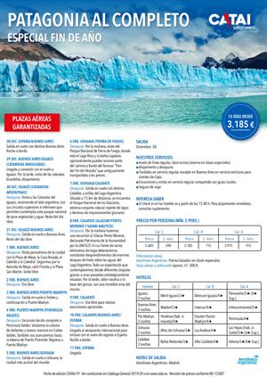 patagonia catai