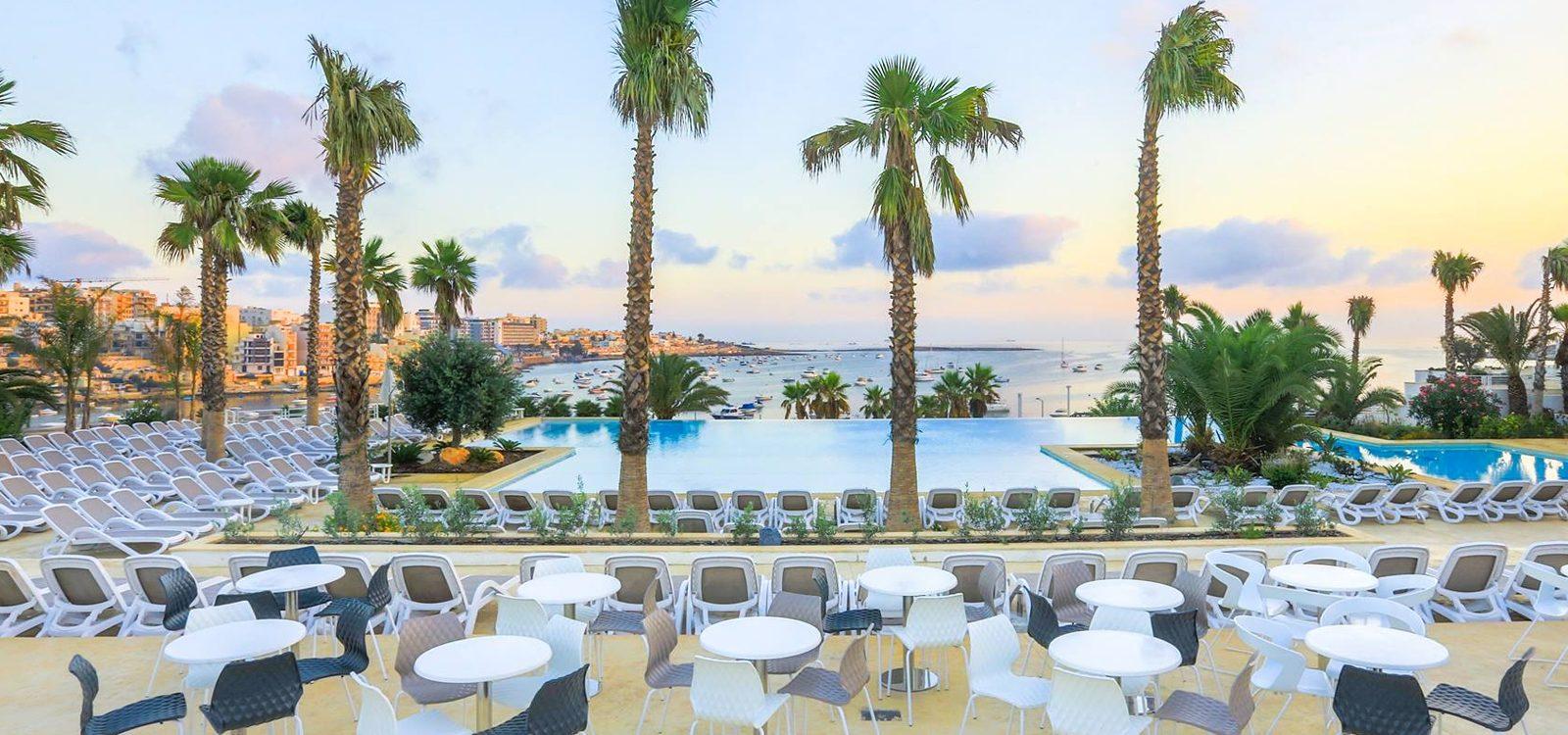 hotel salini resort en Malta viajes desde Santiago