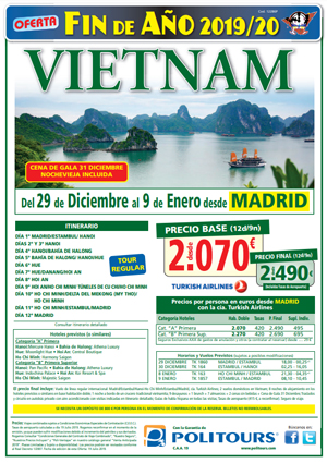 vietnam politours