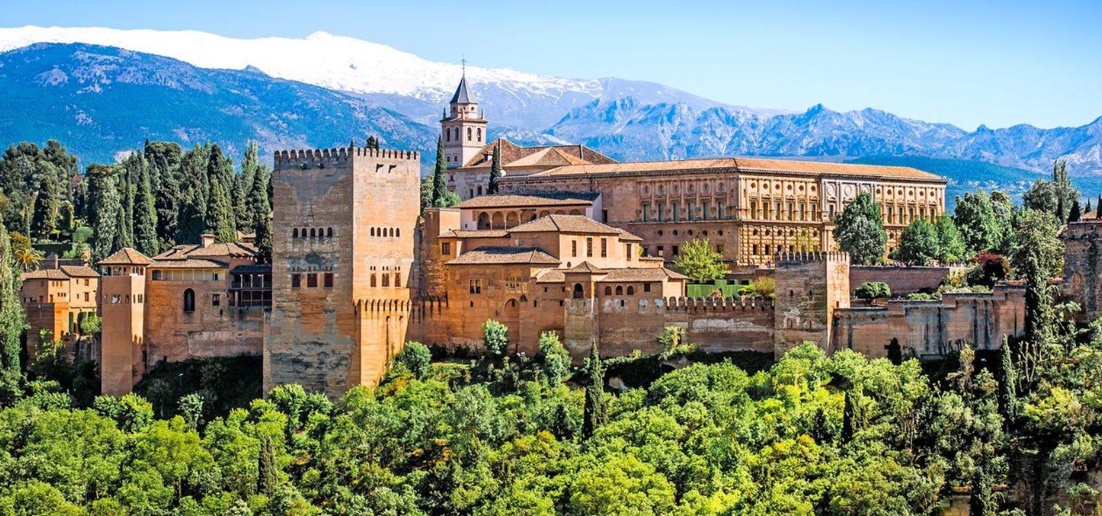granada alhambra andalucia